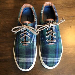 Tommy Hilfiger plaid Sneakers